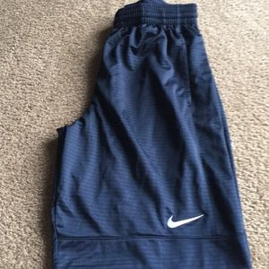 Navy Blue Nike Shorts